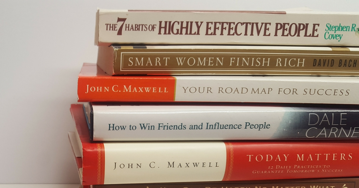 Where to Get Personal Development Books, Ebooks, and Audiobooks ...