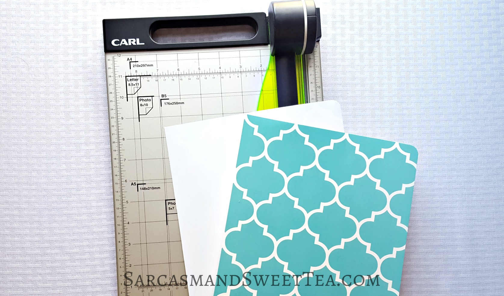 Place Mat and Cutter