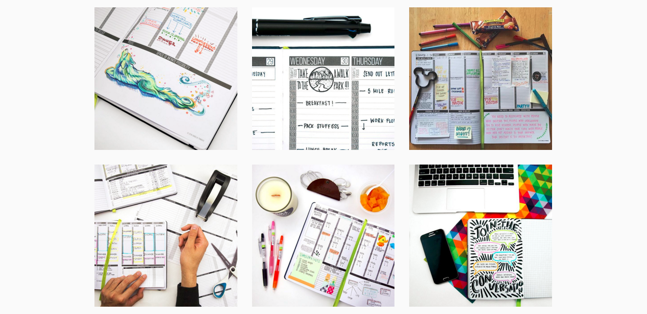 Passion Planner Instagram