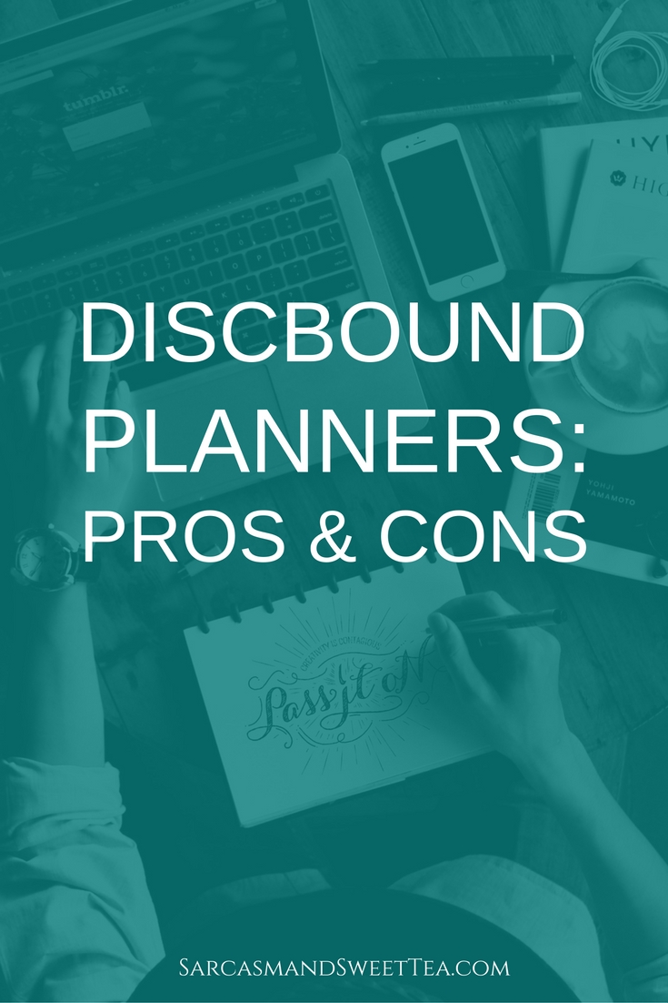 Discbound Planners: Pros and Cons
