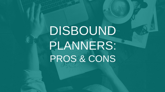 Discbound Planners- Pros and Cons