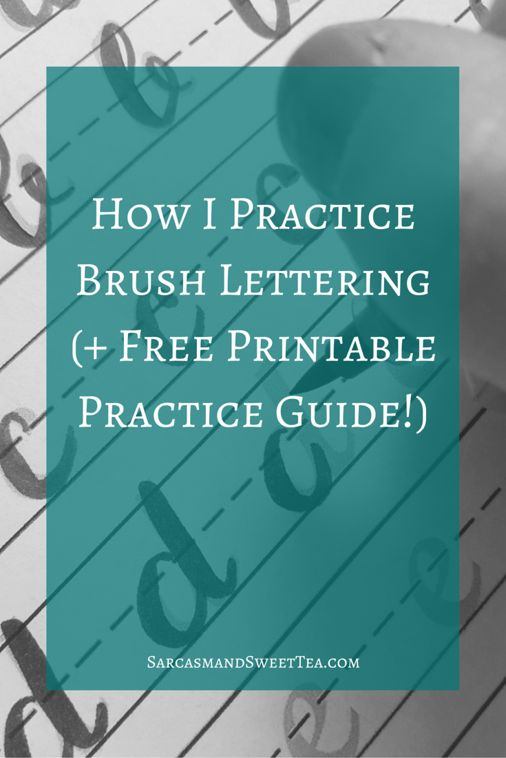 the ultimate brush lettering guide pdf free download